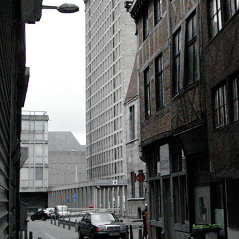 Urban Art MIGRATION FOR BREAD Liège | Belgien