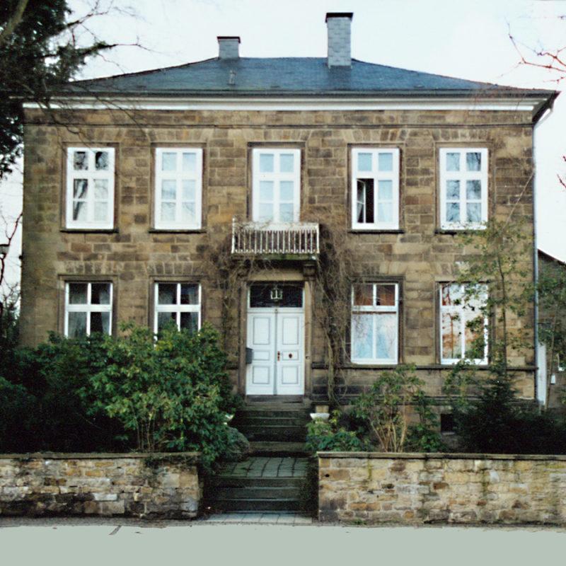 Villa  UMBAU  Hasslinghausen