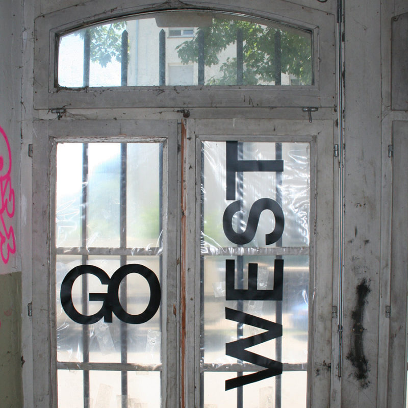 interaktives Projekt GO WEST Trier West