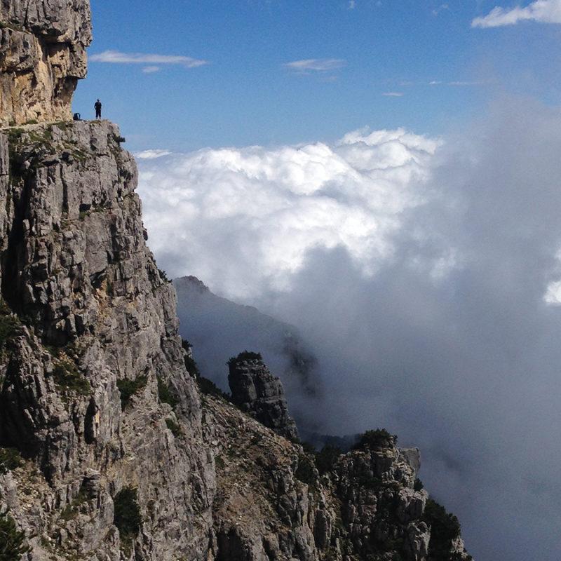 räumliche Interventionen IN SITU Piccole Dolomiti