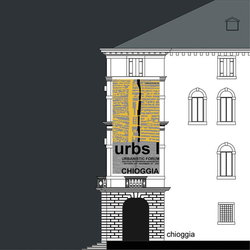 urbanistic forum  urbs I  Chioggia | Italia
